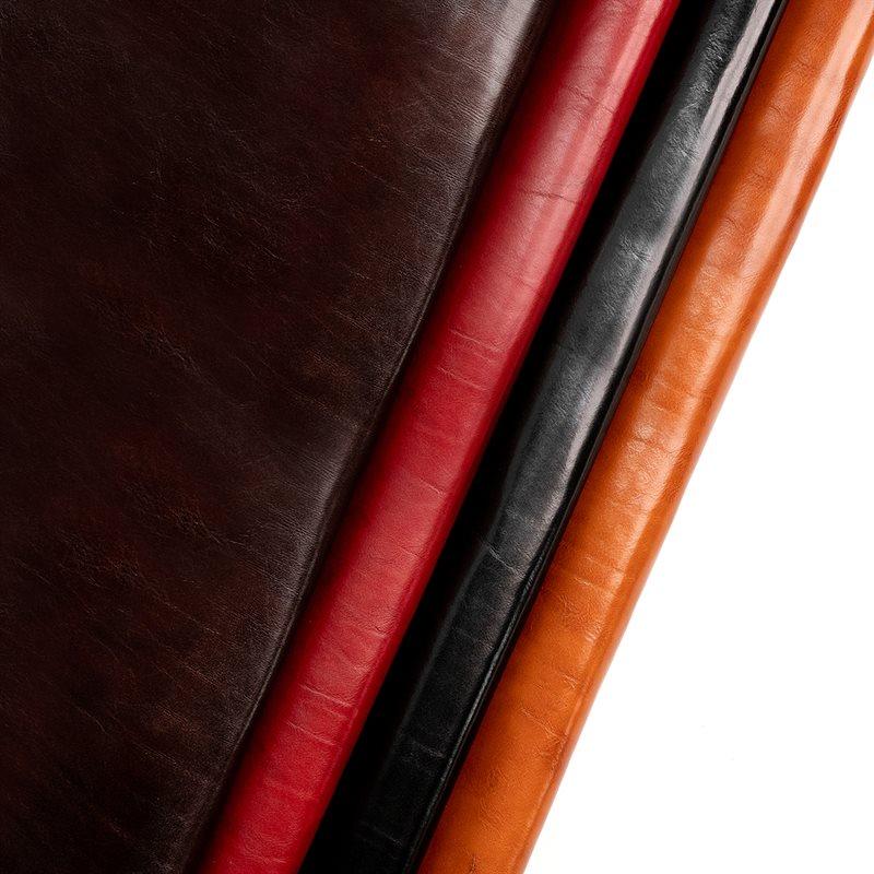Cuir italien maroquinerie de couleur Alba-T