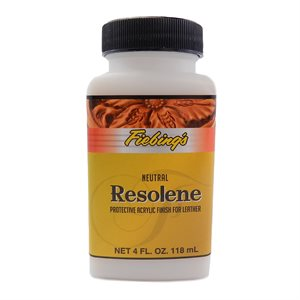 Fini acrylique Resolene Fiebing's (4 oz - 125 ml)
