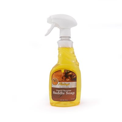 Fiebing's liquid glycerine saddle soap (16 oz)