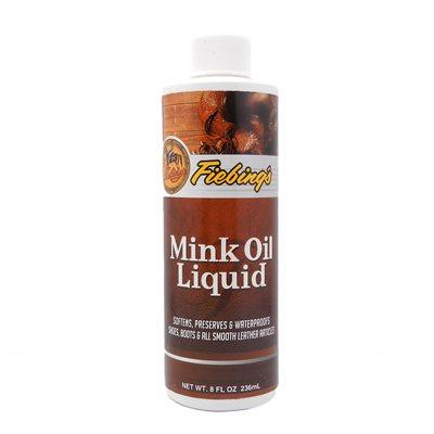 Huile de vison liquide Fiebing's (8 oz)