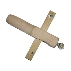 Coupe courroie robuste en bois Tandy