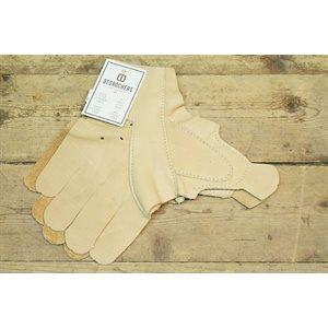 Intérieur de gant de hockey pour remplacement en cuir, une main