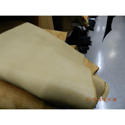 Peau de cuir à orthèse crème (CO5)