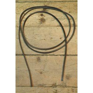 """Lacet de cuir taillé 3 / 16"""" (4,8 mm) sac de 100 par couleur"""