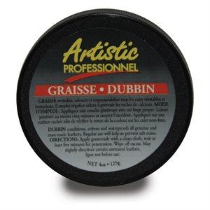 Graisse Dubbin Artistic revitalissant + imperméablisant (4 oz - 125 mL)