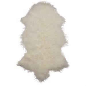 Peau mouton Mongolie