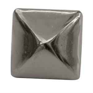 """Pyramides 3 / 8"""" en nickel-acier (100)"""