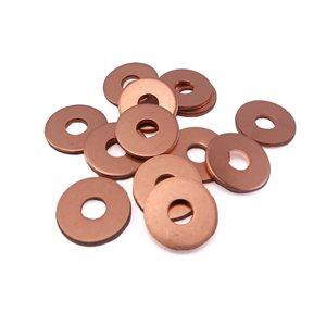 # 9 copper burrs (1 lb)